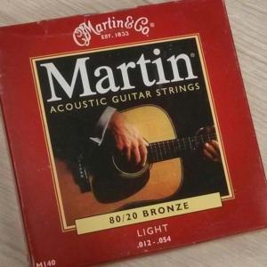 Martin 80/20 Bronze Strings